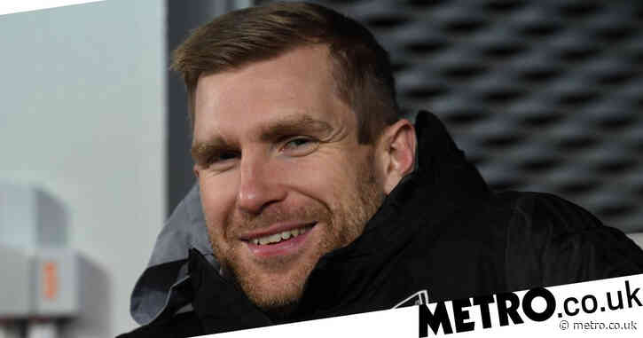 Edu and Per Mertesacker confirm difficult decision to axe Arsenal club legend
