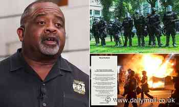 Portland Police Association leader says morale among officers 'as bad as it's ever been'