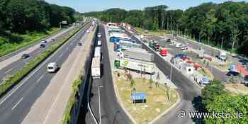 Rhein-Erft: Rastplatz Frechen-Nord an der Autobahn 4 fertig ausgebaut - Kölner Stadt-Anzeiger