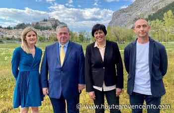 Canton de Sisteron : Robert Gay et Isabelle Morineaud en tête avec 45,86% - Haute-Provence Info