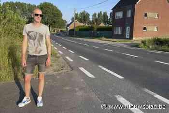 """Tim (44) start petitie voor snelle omvorming N42: """"Het is de levensader van onze streek"""""""