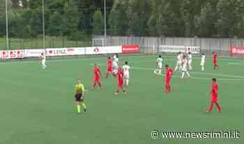 Lentigione-Sammaurese 1-1. Giallorossi al 10° posto - News Rimini