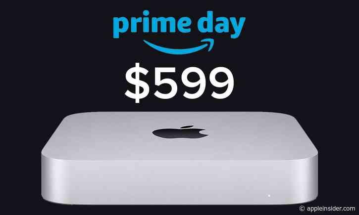 Prime Day deals: $599 M1 Mac mini still in stock at Amazon