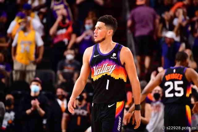 Lakers Video: ESPN's Stephen A. Smith Calls Suns' Devin Booker Next Kobe Bryant