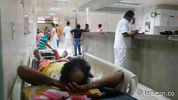 Hospital San Jerónimo de Montería anunció que está colapsado en UCI - LA RAZÓN.CO