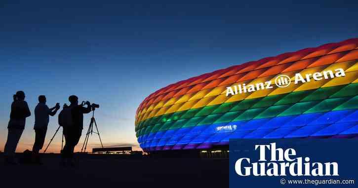 Uefa blocks LGBTQ+ rainbow stadium protest in Munich