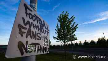 Scottish stadiums can have 2000 fans from 19 July in new routemap plans