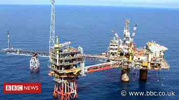 Oil firm fined £400,000 over offshore gas leak