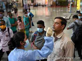 Delhi records 134 fresh coronavirus infections, 8 new fatalities - Business Standard