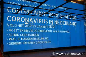 Coronavirus infections fall 36% but the Delta variant is on the rise - DutchNews.nl - DutchNews.nl