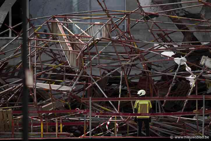 """Dermagne: """"Vijf arbeiders mogen niet tevergeefs gestorven zijn"""""""
