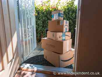 Woman inundated with Amazon packages donates contents to children's hospitals