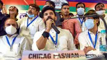 Chirag Paswan hurt by BJP`s silence, says `my father Ram Vilas Paswan stood by PM Narendra Modi like rock`