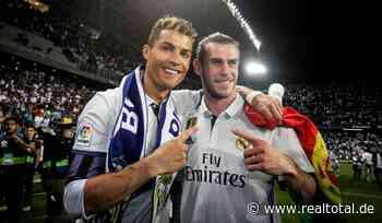 """Bester Mitspieler? Gareth Bale: """"Cristiano Ronaldo die Nummer eins"""" - REAL TOTAL"""