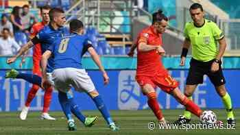 LIVE   Glänzt Italien auch gegen Gareth Bale & Co.? - SportNews.bz