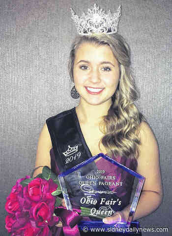 2018 Champaign County Fair queen wins Miss Ohio pageant - sidneydailynews.com