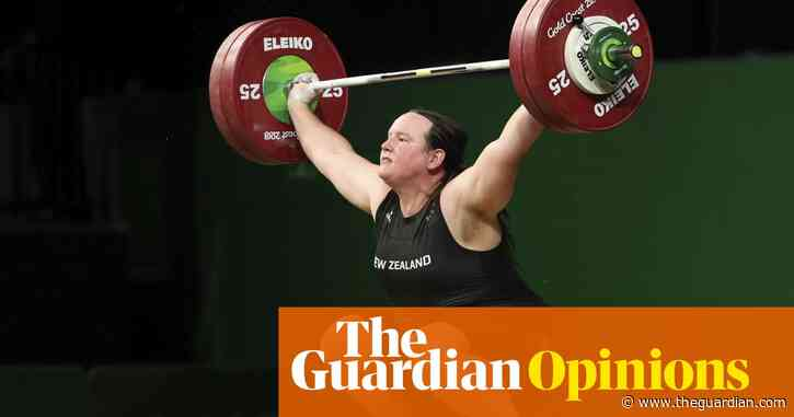 By conflating gender and sex we undermine sporting competition | Tanya Aldred