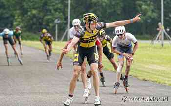 Robert Post uit Groningen wint marathon in Brakel. 'De beuk ging erin en de sterksten bleven over' - Dagblad van het Noorden