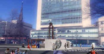 "Newark mayor Ras Baraka says Harriet Tubman replacing Christopher Columbus statue is ""poetic"" - CBS News"