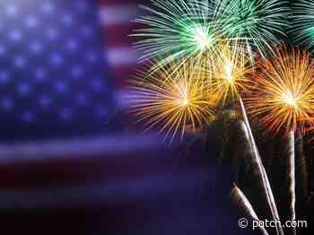 4th Of July Fireworks 2021 Near Newark - Patch.com