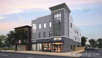 Building with Apartments and Commercial Space Pitched for W. Market St., Newark - Jersey Digs