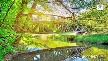 Pionierbrücke in Reinbek wird für ein halbes Jahr gesperrt - Hamburger Abendblatt