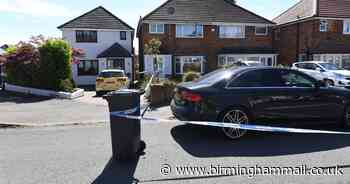 Inquest opens into death of man killed at Solihull home - Birmingham Live