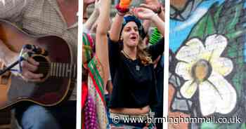 Seven-month cultural festival coming to Solihull to boost Covid recovery - Birmingham Live