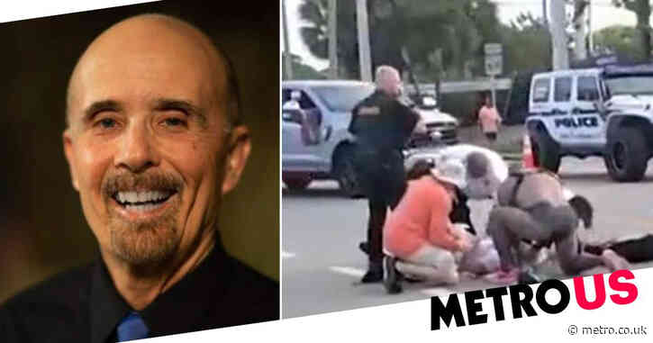 Driver, 77, who killed friend at Florida pride parade says it was 'horrible accident'