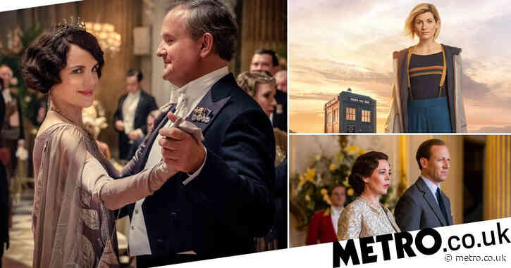 EU to limit British TV and film as it declares them a threat to 'cultural diversity' post-Brexit
