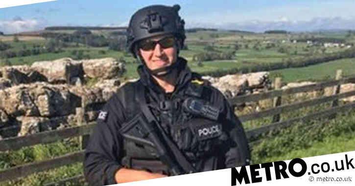 Postman jailed for careless driving that killed police officer