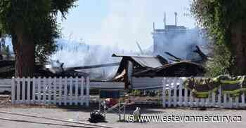 Separate fires destroy two Catholic churches in southern British Columbia - Estevan Mercury