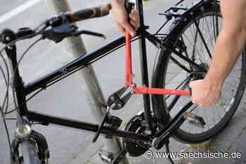 Radeberg: Fahrräder am Bahnhof gestohlen - Sächsische.de