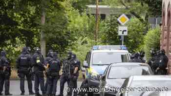 Schüsse in Frankfurt - 41-Jähriger nach Angriff tot