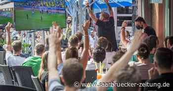 Saarlouis Fußball-EM Gastronomie Deutschland gegen Portugal - Saarbrücker Zeitung