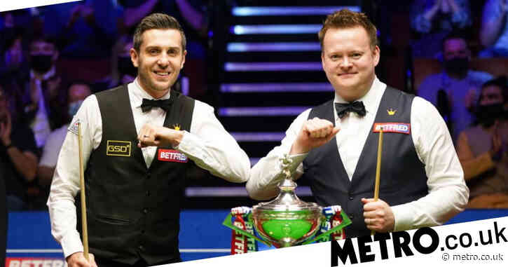 Shaun Murphy on the perils of playing Mark Selby: 'The boa constrictor comes in and that's you finished'