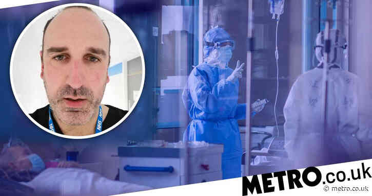 Intensive care nurse still haunted by faces of dying Covid patients