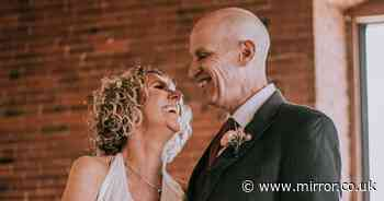 'Husband lost all memory of first wedding due to dementia, so we married again'