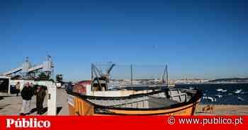 Na Trafaria, espera-se um novo porto de pesca há 20 anos - PÚBLICO