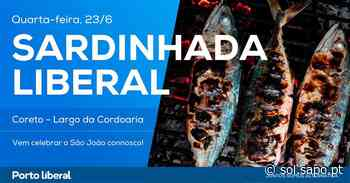 """IL marca sardinhada no Porto com """"tudo o que um São João merece!"""" - Sol"""