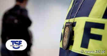 Dois menores raptados pelo pai em França intercetados no Aeroporto do Porto - TSF Online