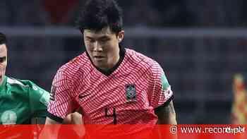 FC Porto finta a concorrência por Min-jae: os números do central sul-coreano - Record