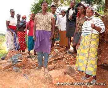 The Kenyan women crushing stone and stereotypes at the same time