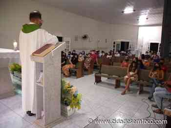 Comunidade Católica abre festejos do Alto São Pedro em Jacobina do Piauí - Cidades em Foco
