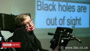 Cambridge University seeks Stephen Hawking archivist