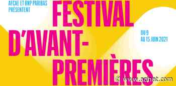 Festival d'avant-premières Télérama jusqu'au 15 juin à Tarascon - Azinat.com TV