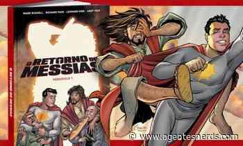 Review: O retorno do Messias: Versículo 1 • Agentes Nerds - Agentes Nerds