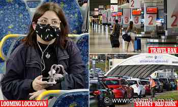 Covid-19 Australia: Sydney could face lockdown after coronavirus cases surge and Vic shuts borders