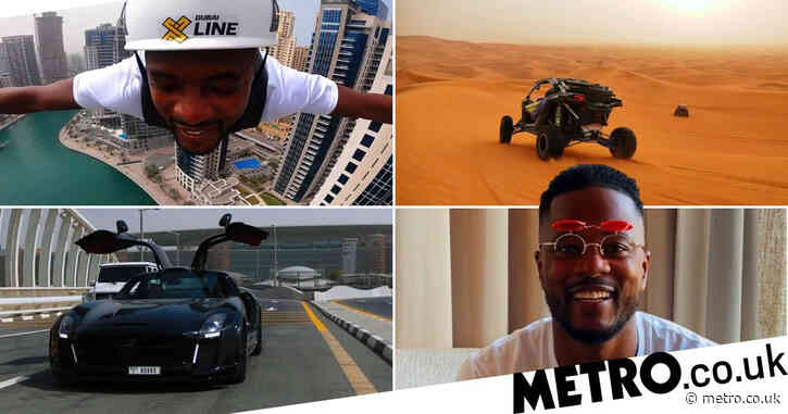 From racing across the desert to hanging out with penguins, why Patrice Evra is the wildest footballer to follow on Instagram
