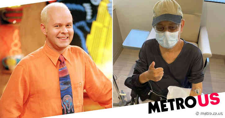Friends star James Michael Tyler thanks fans for support over cancer diagnosis as he undergoes second round of chemotherapy